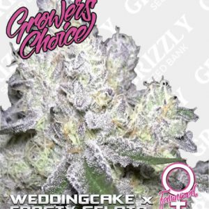 Weddingcake x Frosty Gelato