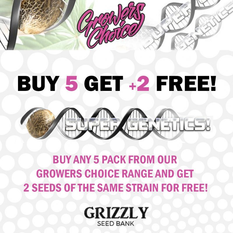 Growers Choice Promotion