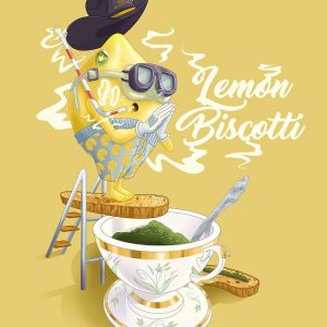 Lemon Biscotti Feminized Seeds