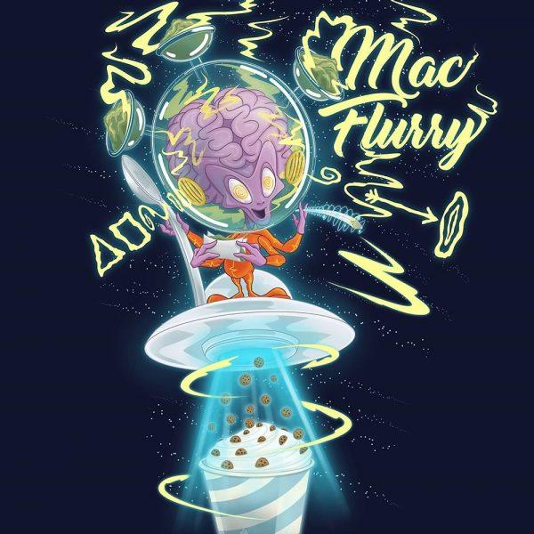 MAC Flurry Feminized Seeds
