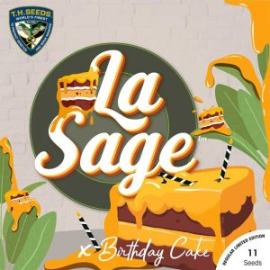 LA SAGE X Birthday Cake X Strawbanana Cream Regular Seeds