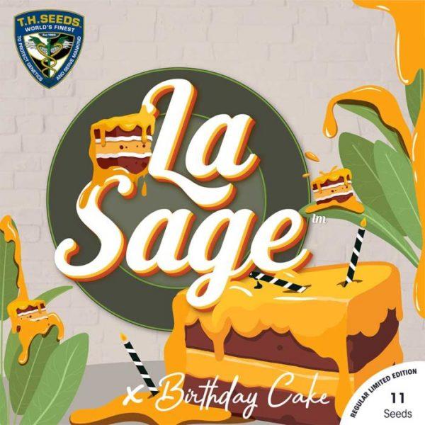 LA SAGE X Birthday Cake X Strawbanana Cream Regular Seeds