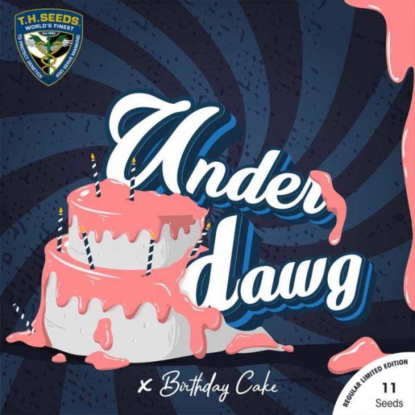 Underdawg Cake Regular Seeds
